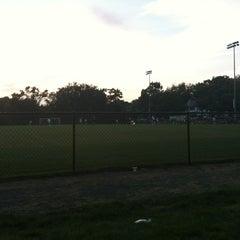 Photo taken at Clark University - Dolan Field House by Alexis on 8/25/2012