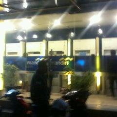 Photo taken at Bank Mandiri Cabang Kendari by Arthur N. on 5/6/2012