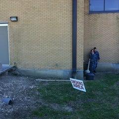 Photo taken at VR-54 Smoke Pit by D G. on 11/29/2011