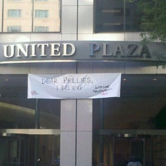 Photo taken at United Plaza by Gus $. on 10/7/2011