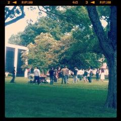 Photo taken at Belmont University by Rachel M. on 4/24/2012