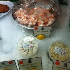 Photo taken at TJ's Seafood Market by Mark T. on 5/12/2012