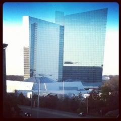 Photo taken at Mohegan Sun by Jennifer G. on 11/12/2011