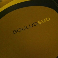 Photo taken at Boulud Sud by Michael N. on 9/6/2012