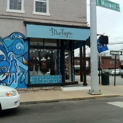 Photo taken at Bluetique by Cypress in the City on 12/20/2011