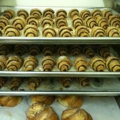 Photo taken at Zucker Bakery by Zucker B. on 12/30/2011