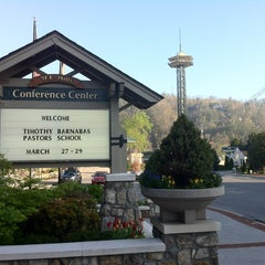 Photo taken at Gatlinburg Convention Center by Greg F. on 3/26/2012