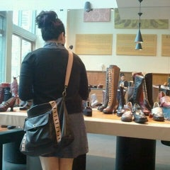 Photo taken at John Fluevog Shoes by Alexi B. on 9/25/2011
