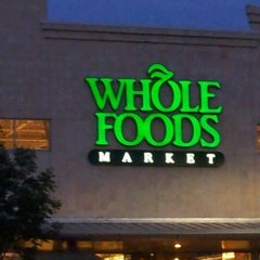 Photo taken at Whole Foods Market by BigRyanPark on 7/6/2012