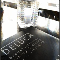 Photo taken at Deluca by Tristan on 9/17/2011