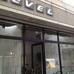 Photo taken at 松田自転車 LEVEL by Yutaka H. on 10/30/2011