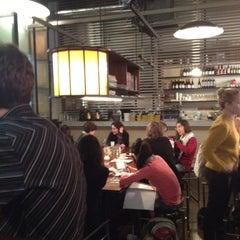 Photo taken at Journal Cafe by Kiki S. on 3/26/2012