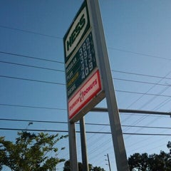 Photo taken at Hess Express by Katy S. on 4/15/2012