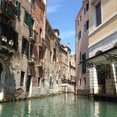 Photo taken at Venezia by Nathalie on 8/12/2012