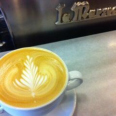 Photo taken at Peregrine Espresso by John S. on 6/19/2012