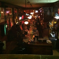 Photo taken at The Hotel Utah Saloon by Tim M. on 1/19/2012