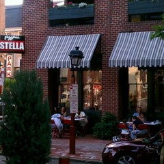 Photo taken at Pizzeria Stella by Chris S. on 5/27/2012