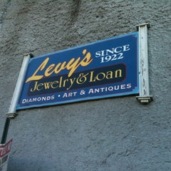 Photo taken at Levy's Fine Jewelry by Parzival on 1/28/2012