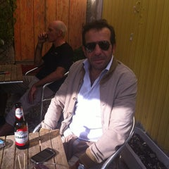 Photo taken at Micro Bar by sergio c. on 11/5/2011