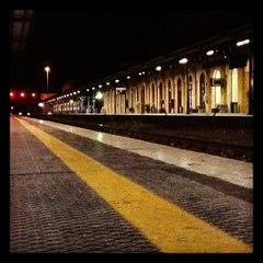 Photo taken at Stazione Lucca by Aurelio B. on 8/11/2012
