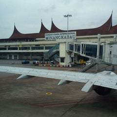 Photo taken at Minangkabau International Airport (PDG) by Bayu M. on 9/29/2011