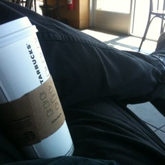 Photo taken at Starbucks by Stuart T. on 8/13/2012