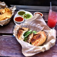 Photo taken at Xoco by Michelle P. on 8/31/2012