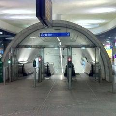 Photo taken at Metro Kamppi by Erik P. on 1/31/2011
