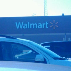 Photo taken at Walmart Supercenter by Brittany W. on 10/24/2011