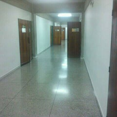 Photo taken at Universidad Bicentenaria de Aragua (UBA) by Pedro M. on 2/16/2011
