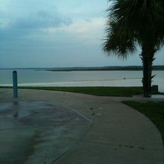 Photo taken at St. Cloud Lake Front by Gina S. on 8/12/2011