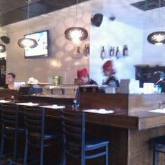 Photo taken at Sushi Ajito by Adam O. on 9/24/2011