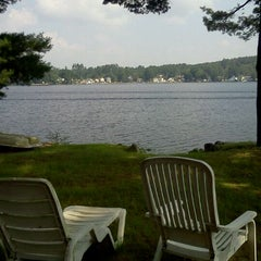 Photo taken at Beaver Lake by Melanie B. on 8/7/2011