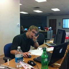 Photo taken at Olympia Media Group by Devin L. on 8/17/2011