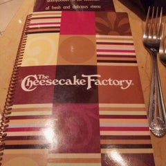Photo taken at The Cheesecake Factory by Hussy D. on 5/4/2012