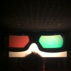 Photo taken at Cinespaço Beiramar by Luis Gustavo D. on 7/13/2012