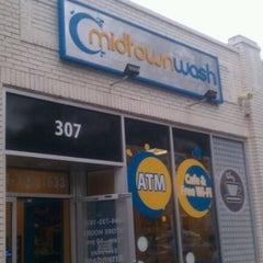 Photo taken at Midtown Wash by Robert C. on 12/6/2011