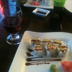 Photo taken at Sushi Tatsu II by Brite E. on 2/24/2012