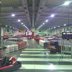 Photo taken at Kartcenter Kottingbrunn by Hubert K. on 1/31/2012