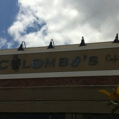 Photo taken at Colombo's Cafe & Pastries by Courtney C. on 6/17/2012