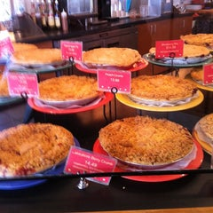 Photo taken at Grand Traverse Pie Co by Michelle C. on 3/10/2012