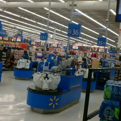 Photo taken at Walmart Supercenter by Dre on 8/31/2011