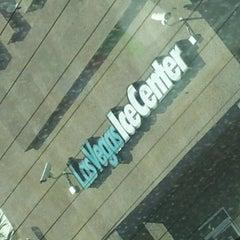 Photo taken at Las Vegas Ice Center by Kay S. on 1/14/2012