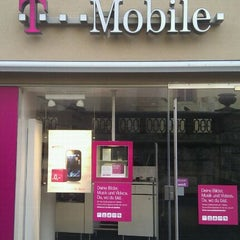 Photo taken at T-Mobile Shop by Markus M. on 4/4/2011