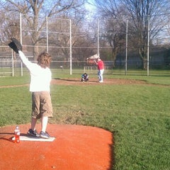 Photo taken at Howard Tietan Playground by While P. on 4/3/2012