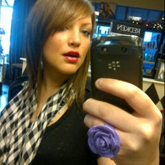 Photo taken at Lookin Good Spa by chelsey on 12/14/2011