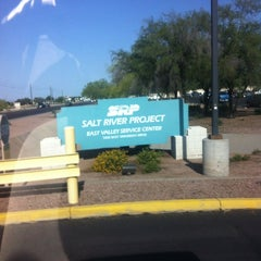 Photo taken at EVS Salt River Project by Michael M. on 5/10/2012