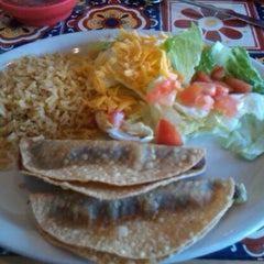 Photo taken at Tupy's Mexican Food Supreme by Doug C. on 12/31/2011