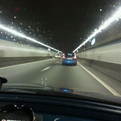 Photo taken at Coentunnel by Emmy O. on 12/11/2011