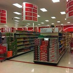 Photo taken at Target by Ashley V. on 6/8/2011